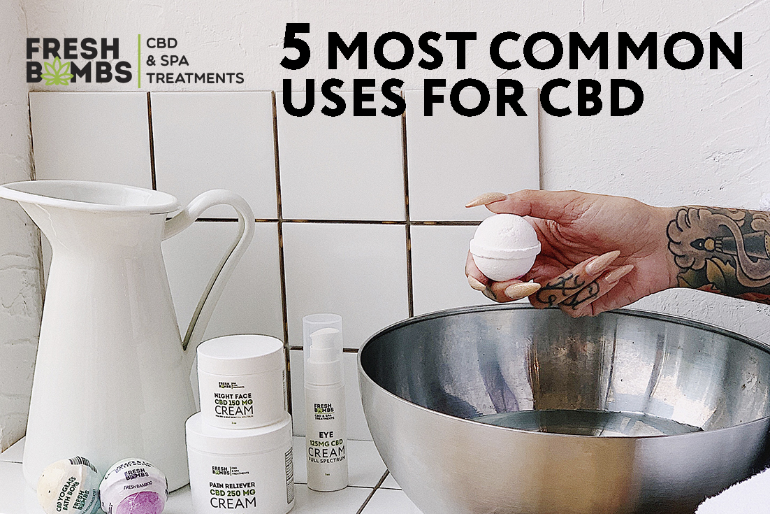5 Most Common  Uses for CBD_735x1102