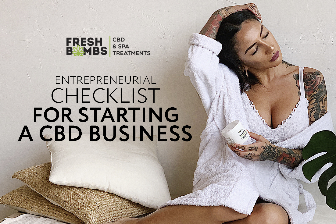 Entrepreneurial Checklist  for Starting  a CBD Business_735x1102